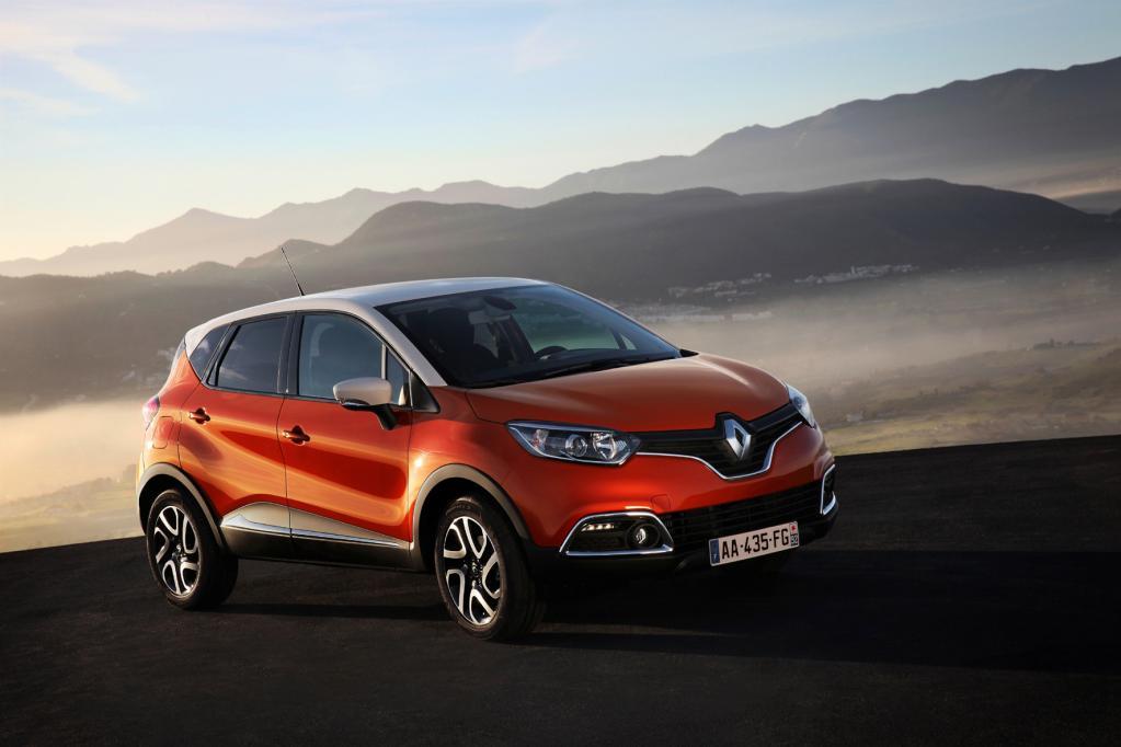 Renault: Neuer Captur sorgt für Optimismus