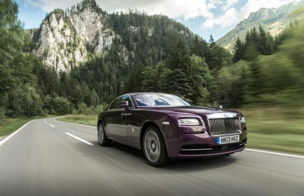 Rolls-Royce Wraith - Wenn der Adel Sport treibt