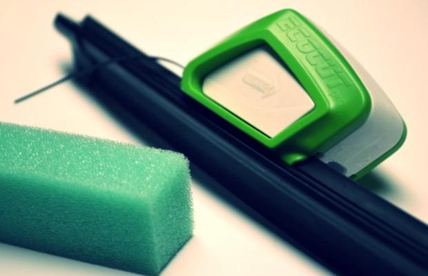 Scheibenwischer-Reparatur - Kleiner Schnitt für klaren Durchblick