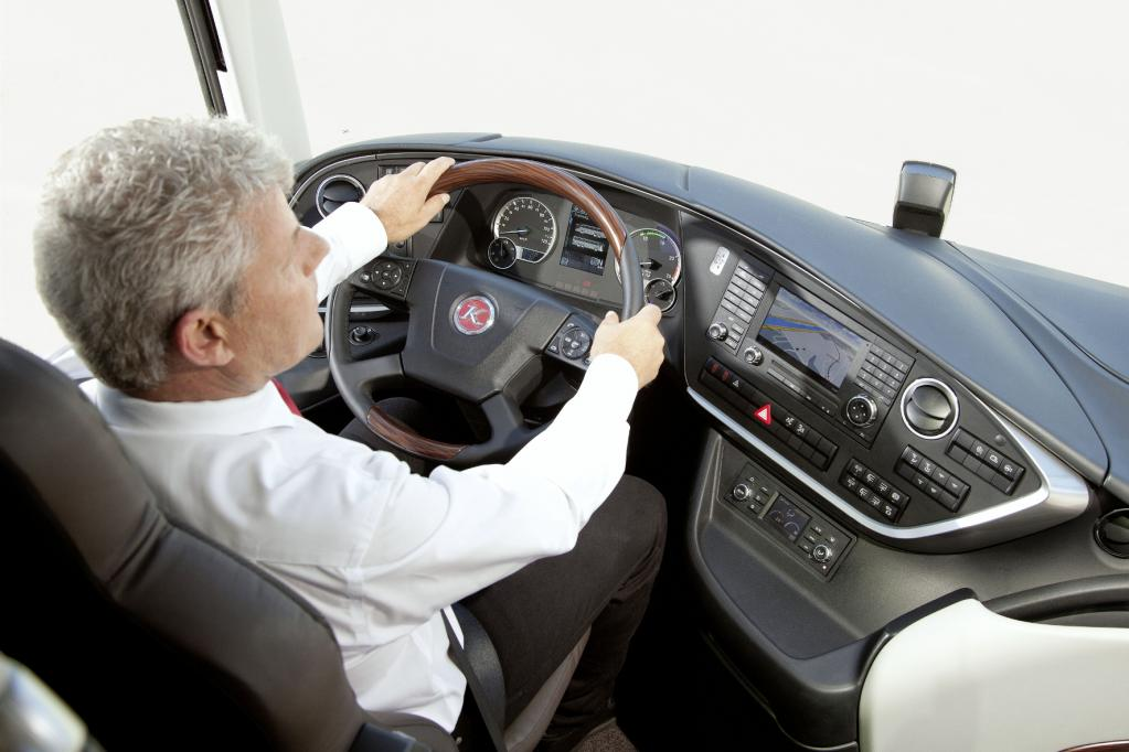 Setra TopClass 500: Langstrecken- Reisebus im