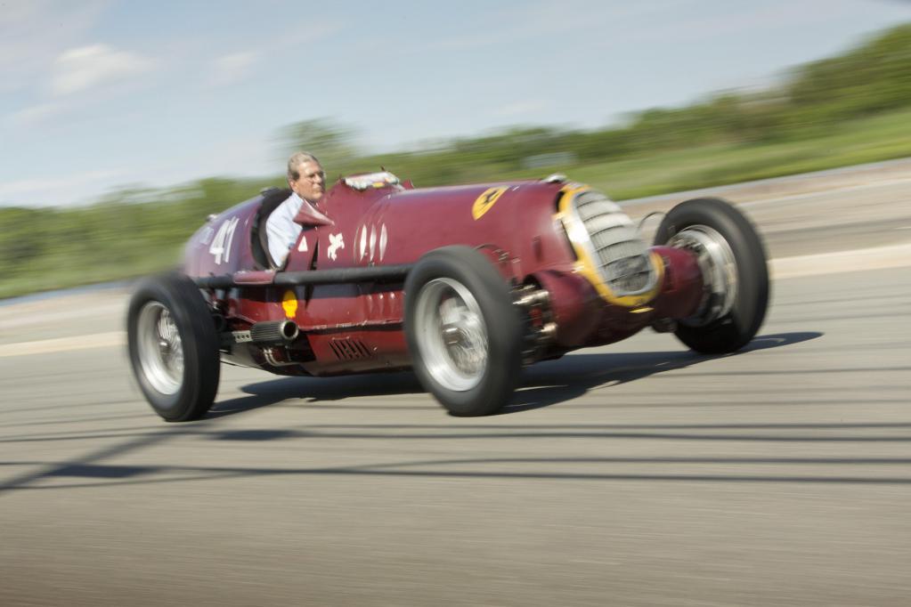 Sieben Millionen für Alfa Romeo-Rennwagen