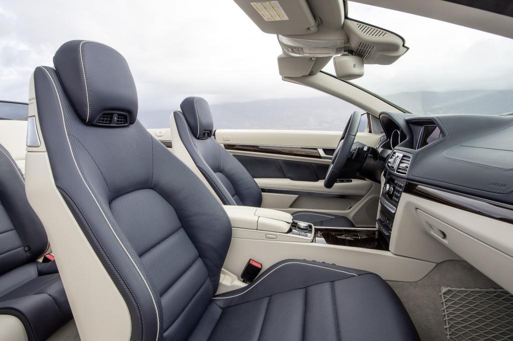Sitze, Raumgefühl und Bedienbarkeit sind nahe an der Perfektion.