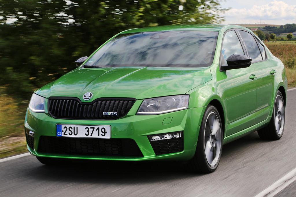 Skoda nimmt Bestellungen für Octavia RS Limousine an