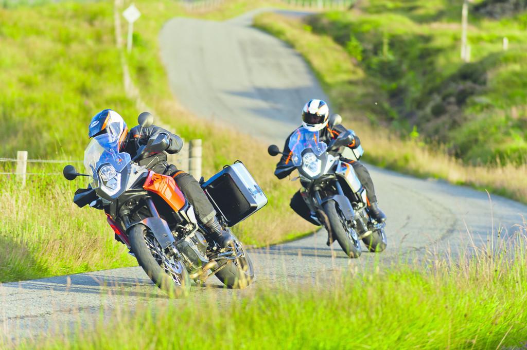 Stabilitätskontrolle bei KTM auch zum Nachrüsten