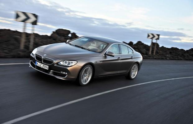 Strafzahlung für BMW in Indien