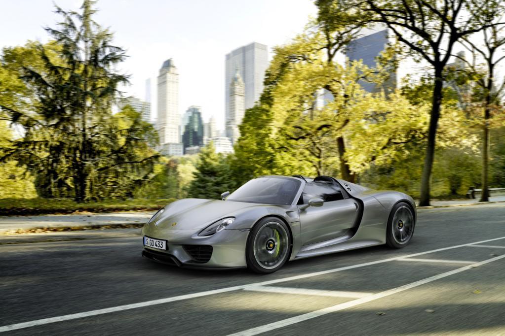Supersportwagen von Porsche: Grenzgänger und Technik-Avantgarde
