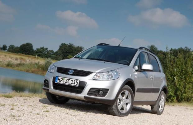 Suzuki: Rückruf für knapp 200 000 SUV in den USA
