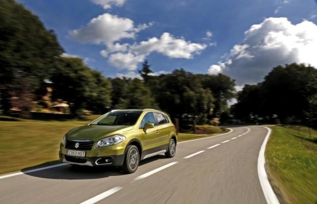 Suzuki SX4 S-Cross - Auf zu neuen Zielen