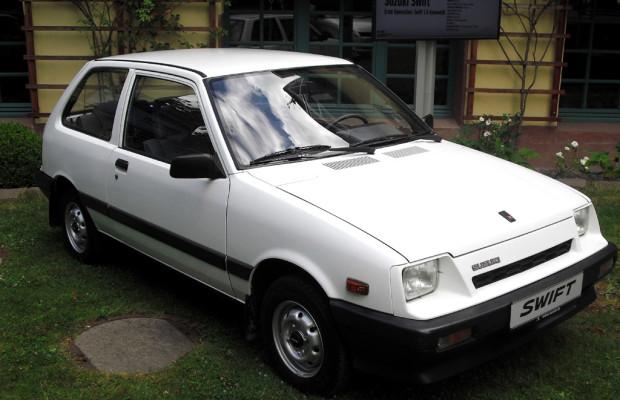 Suzuki Swift: Über drei Jahrzehnte und über vier Generationen hinweg