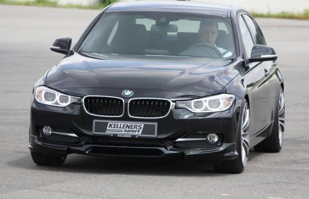 Test: BMW 330d by Kelleners - Noch mehr Freude am Fahren