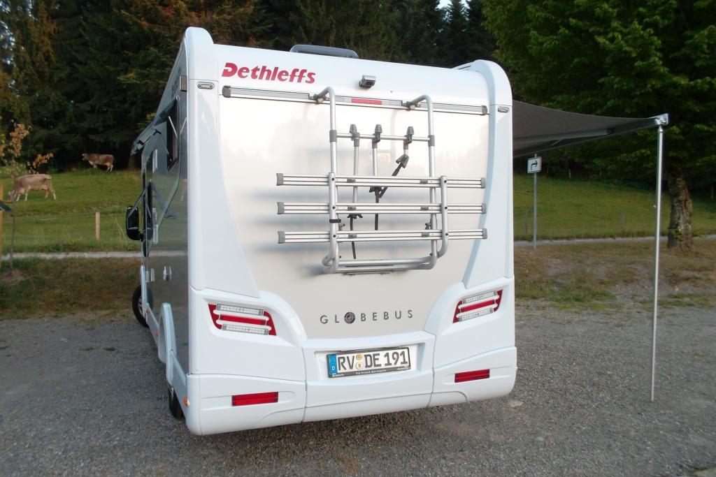 Test Globebus I 008: Mehr als ein Wohn-Auto