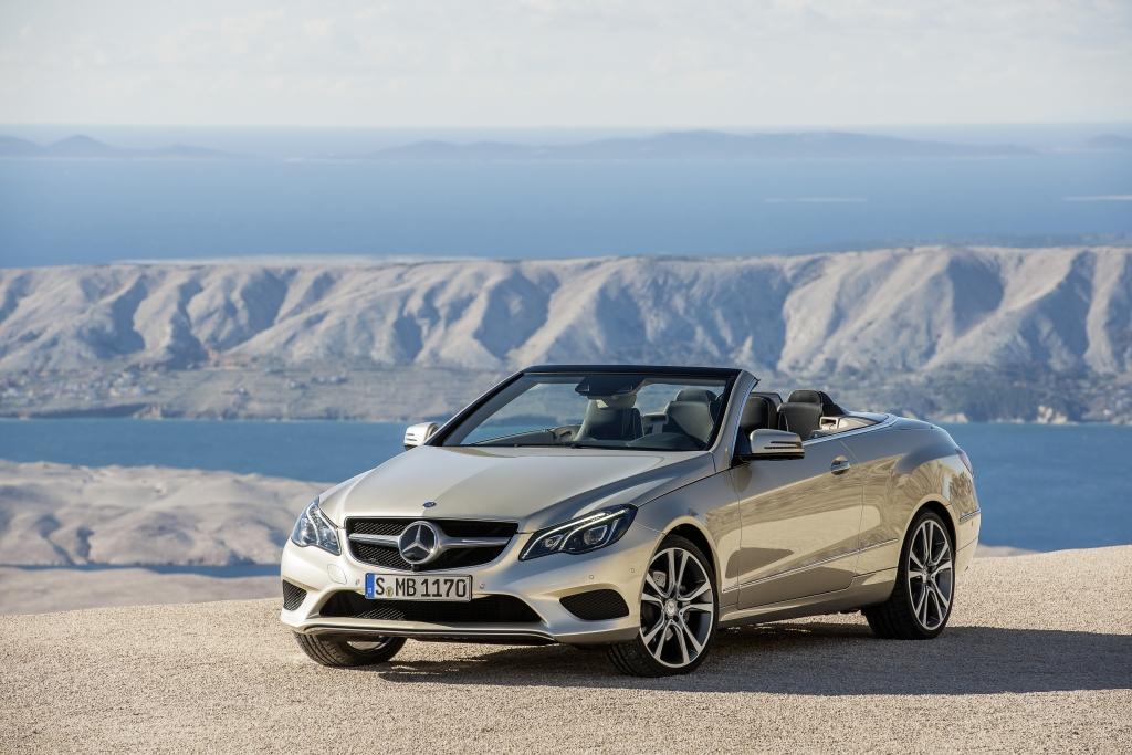 Test: Mercedes E 500 Cabriolet - Mit sanfter Gewalt