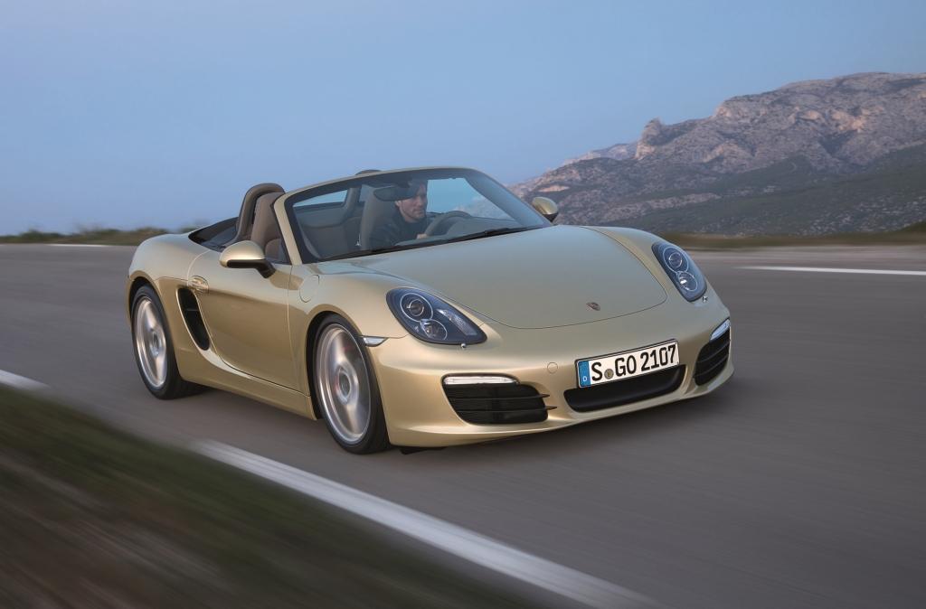 Test: Porsche Boxster S - Für alle Fälle