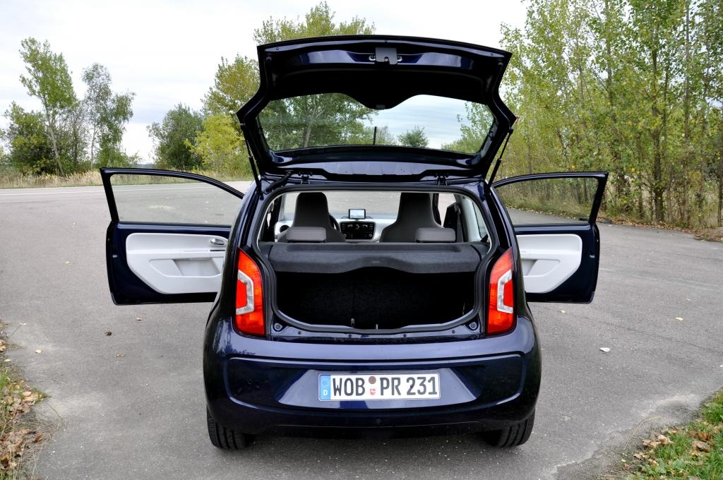 Test: VW High up! - Der König unter den Zwergen