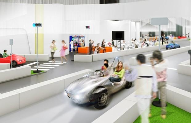 Toyota-Erlebniswelt wird umgebaut