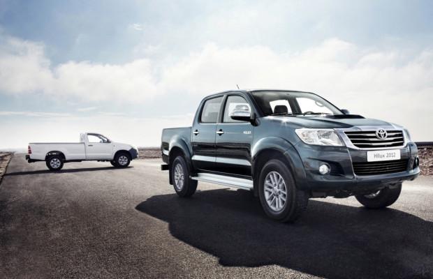 Toyota erhöht Produktion in Argentinien