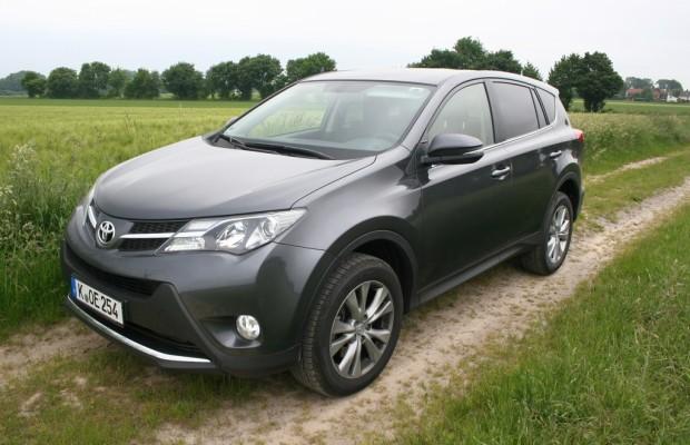 Toyota produziert RAV4 künftig auch in St. Petersburg