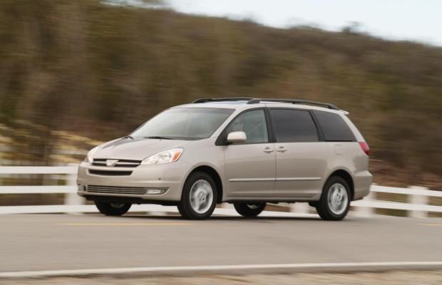 Toyota ruft 614 000 Mini-Vans in den USA zurück