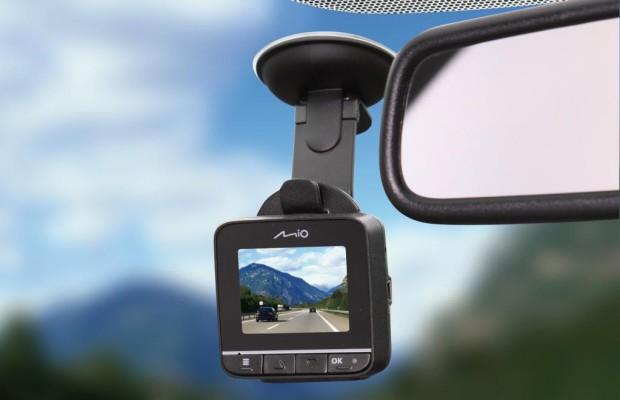 Unfallkamera als elektronischer Augenzeuge