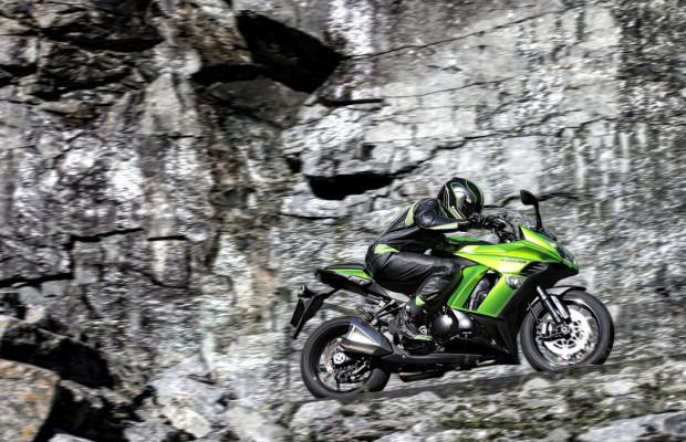 Update für die Kawasaki Z 1000 SX
