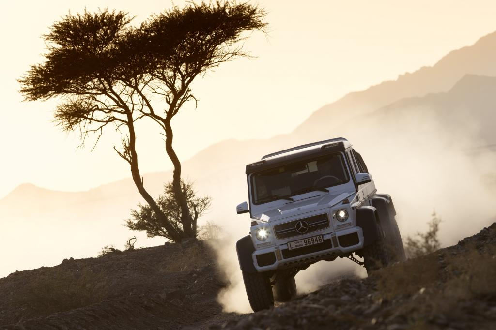 Ursprünglich war der neben dem Land Rover Defender konkurrenzlose 6x6 für das australische Militär gedacht