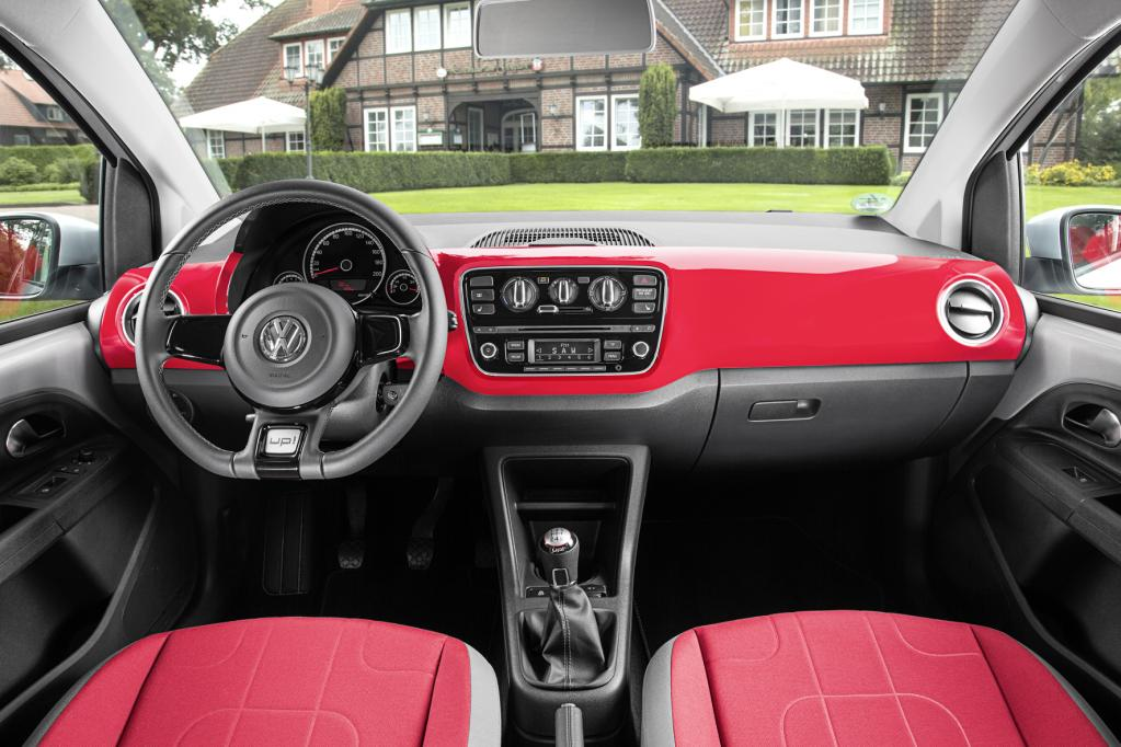 VW Up im Offroad-Look