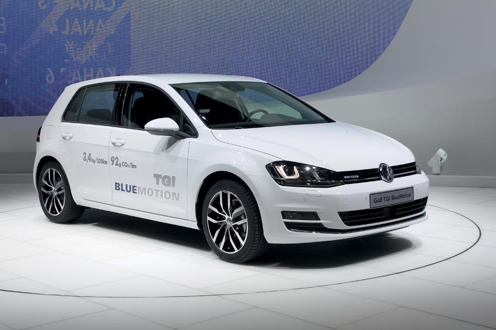VW will Erdgas-Autos in den USA anbieten