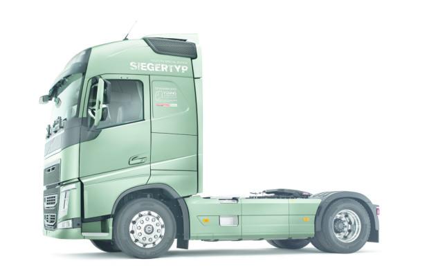 Volvo FH Siegertyp für junge Fahrer