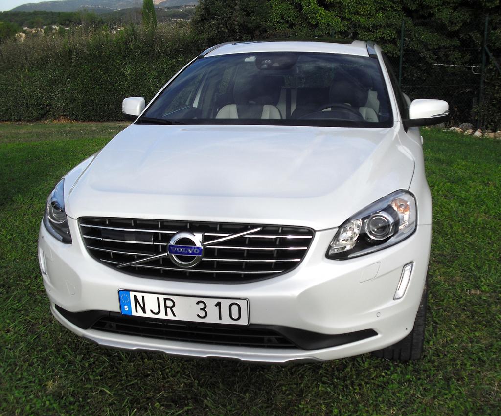Volvos Drive-E-Aggregate werden eingesetzt im XC60-SUV, ...