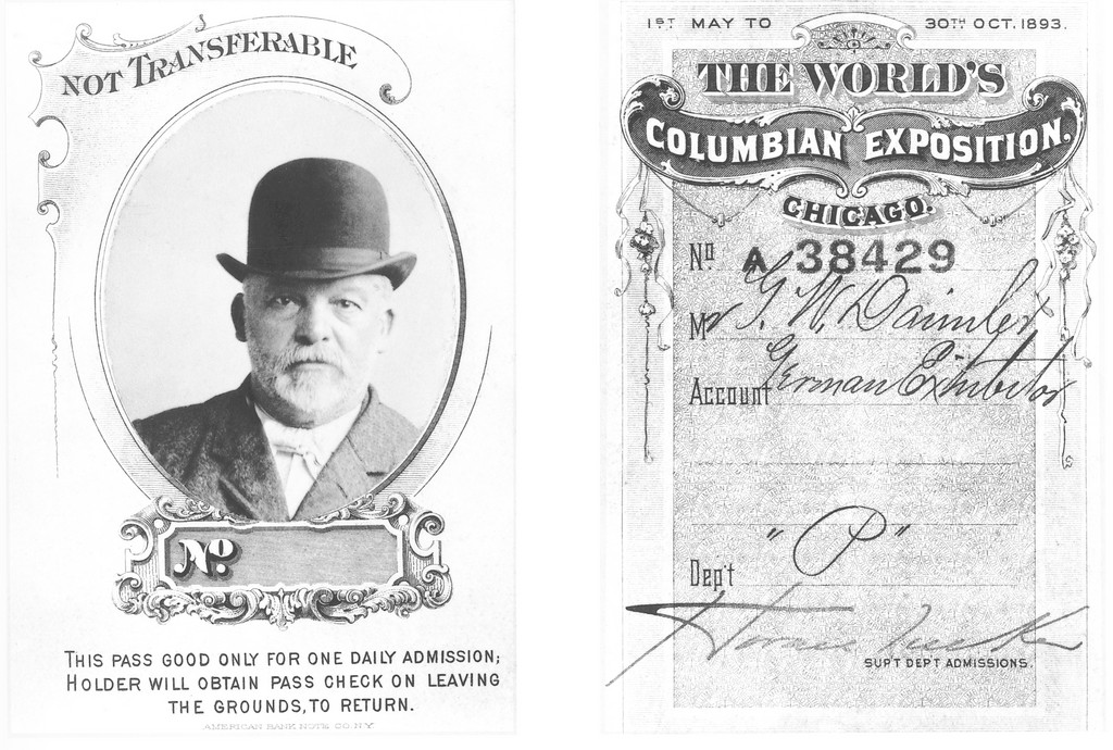 Vor 125 Jahren: Daimler gibt mit Steinway den Takt in den USA vor