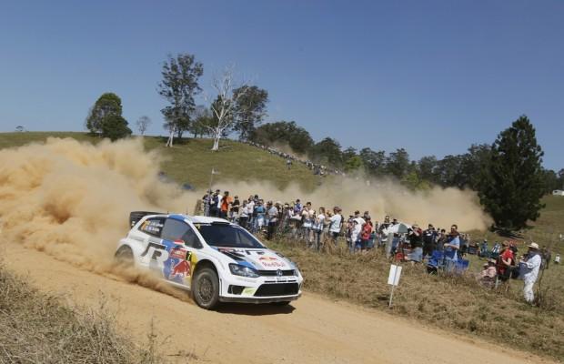 WRC in Down Under: Vor dem Sprung aufs Podest ganz oben