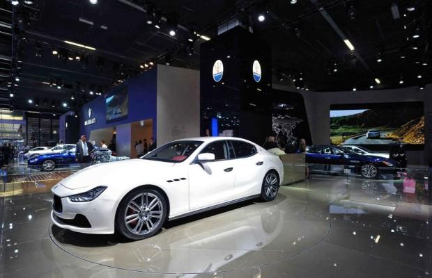 Weltpremiere des Maserati Quattroporte mit Dieselmotor