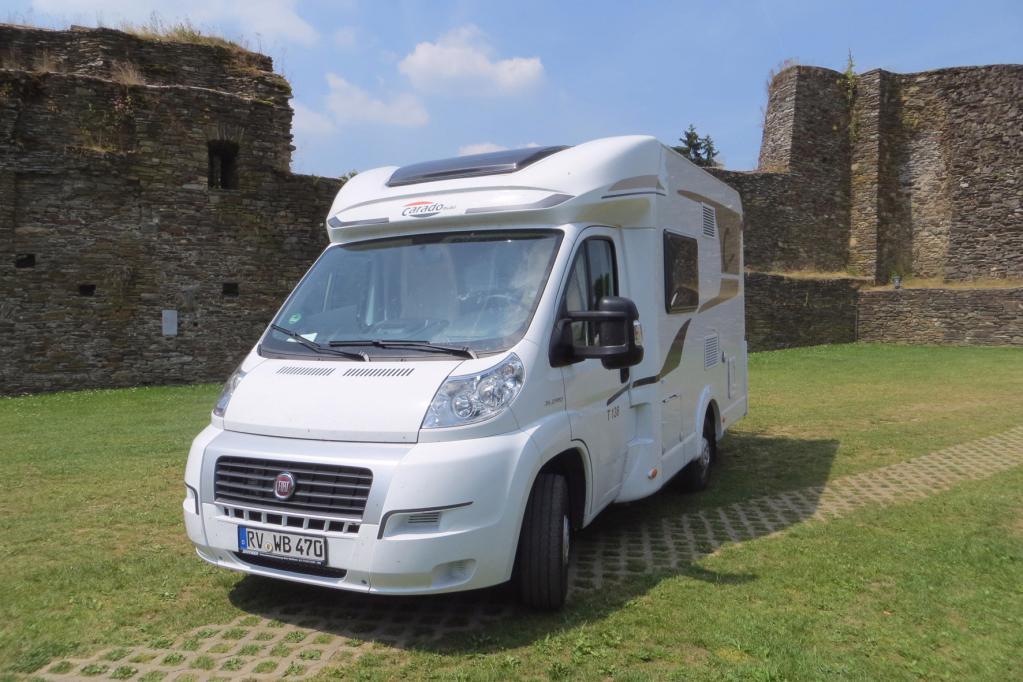 Wohnmobil Carado T 138: Wendiger Reisebegleiter