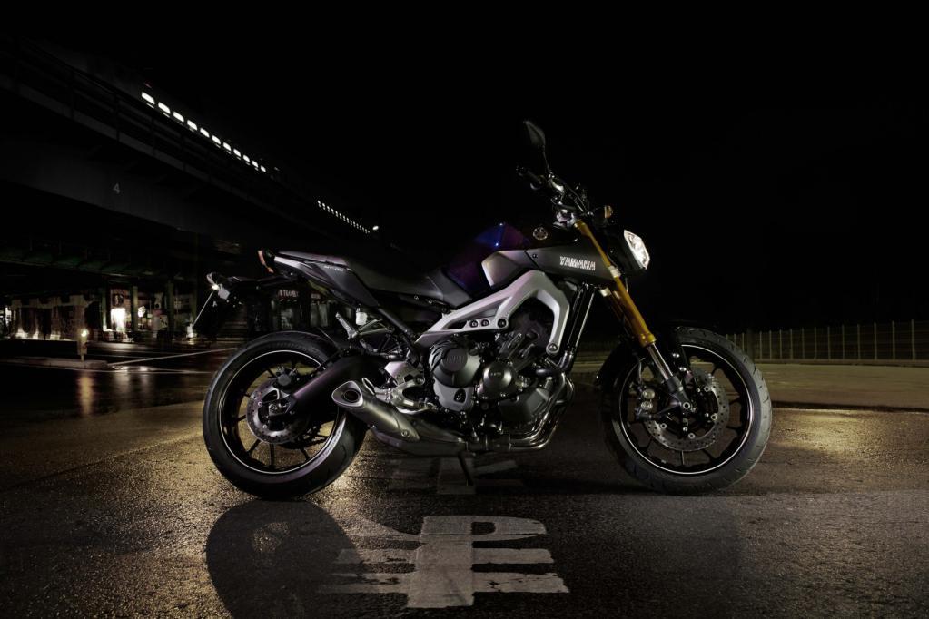 Yamaha MT-09: Herrlicher Dreiklang