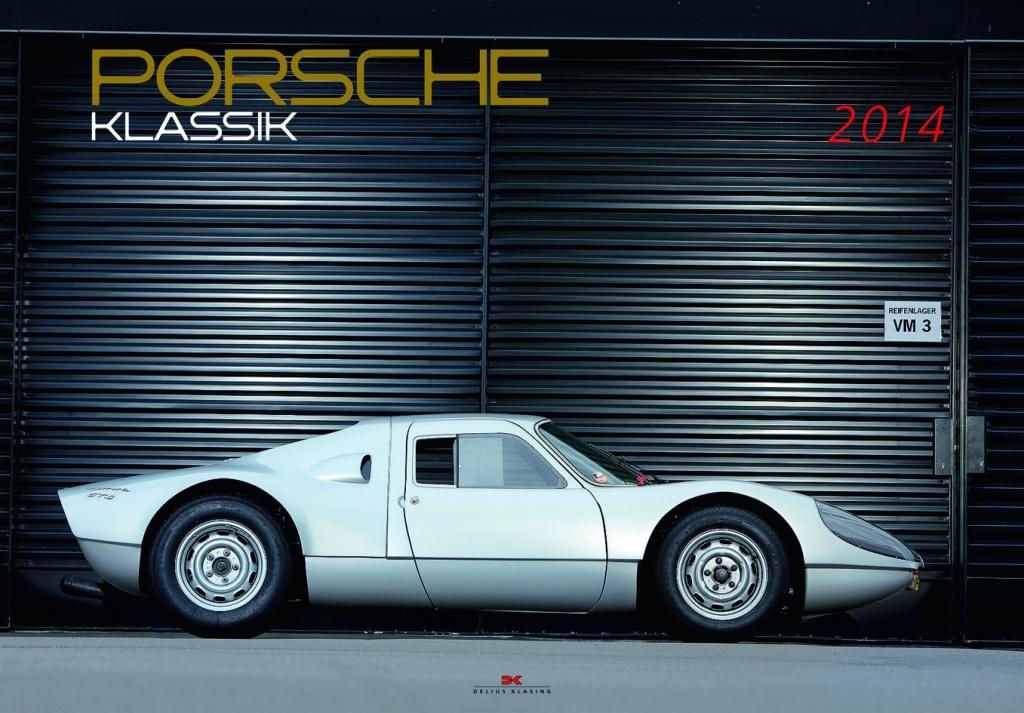 auto.de Kalendertipp: Porsche Klassik 2014