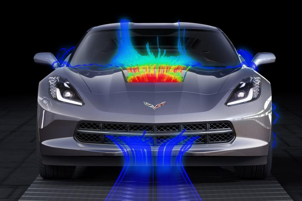 Aber die Corvette ist nicht nur das günstigere, sondern obendrein auch noch das praktischere Auto.