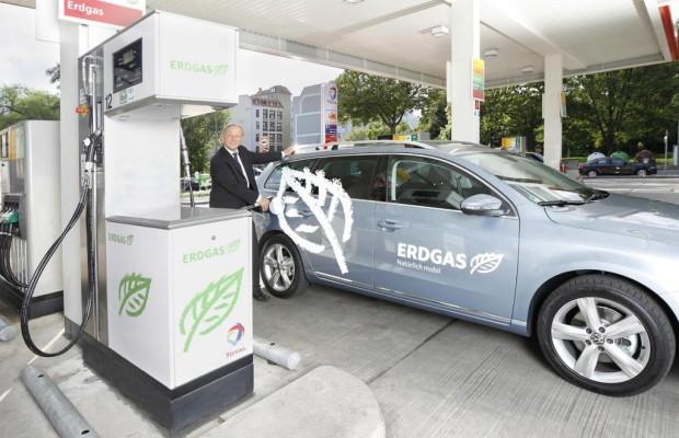 1,4 Millionen Erdgas-Fahrzeuge bis 2020 möglich