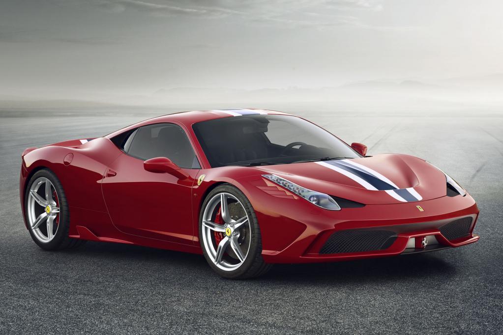 30 Jahre Ferrari in Hongkong