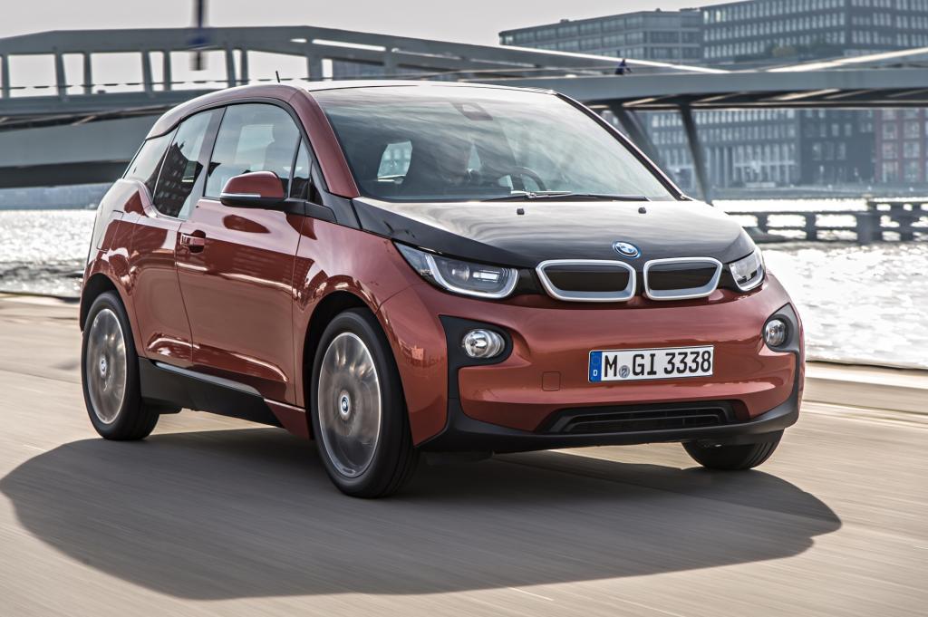 34.500 Euro sind für ein Kompaktklasse-Modell sicher kein Schnäppchen. Aber ein fairer Preis für ein Auto wie den BMW i3
