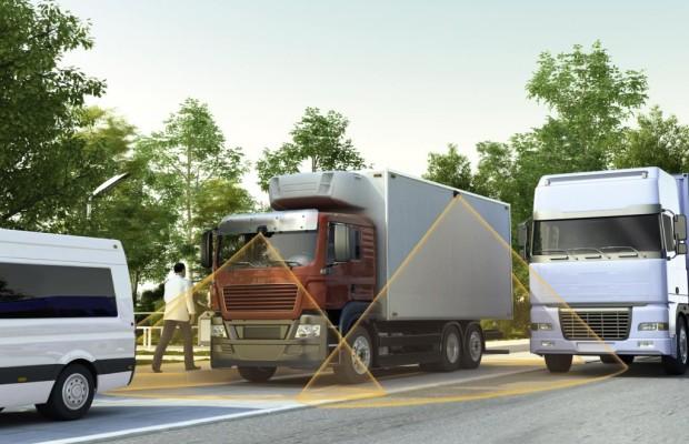 360-Grad-Kamera zum Nachrüsten -  Rundumsicht auch für ältere Busse und Lkw