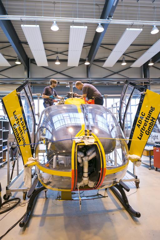 ADAC-Luftfahrt-Technik wird 50