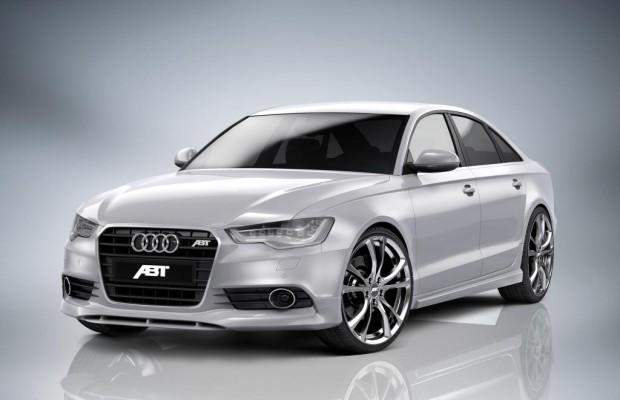 Abt: Kraftkur und Optik-Paket für den Audi A6