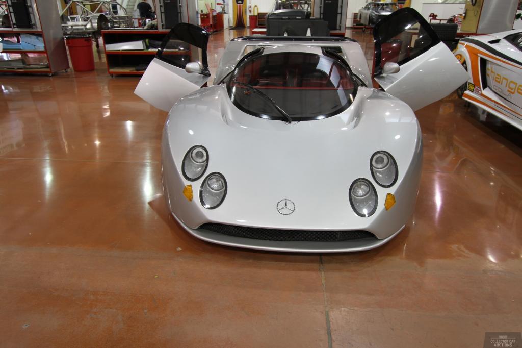 Am 2. November wird der Lotec Mercedes-Benz C1000 in North Carolina versteigert.