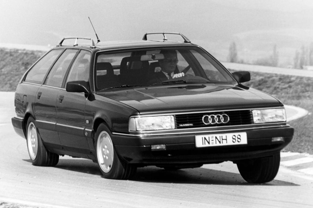 Audi 200 Avantquattro ab 1988