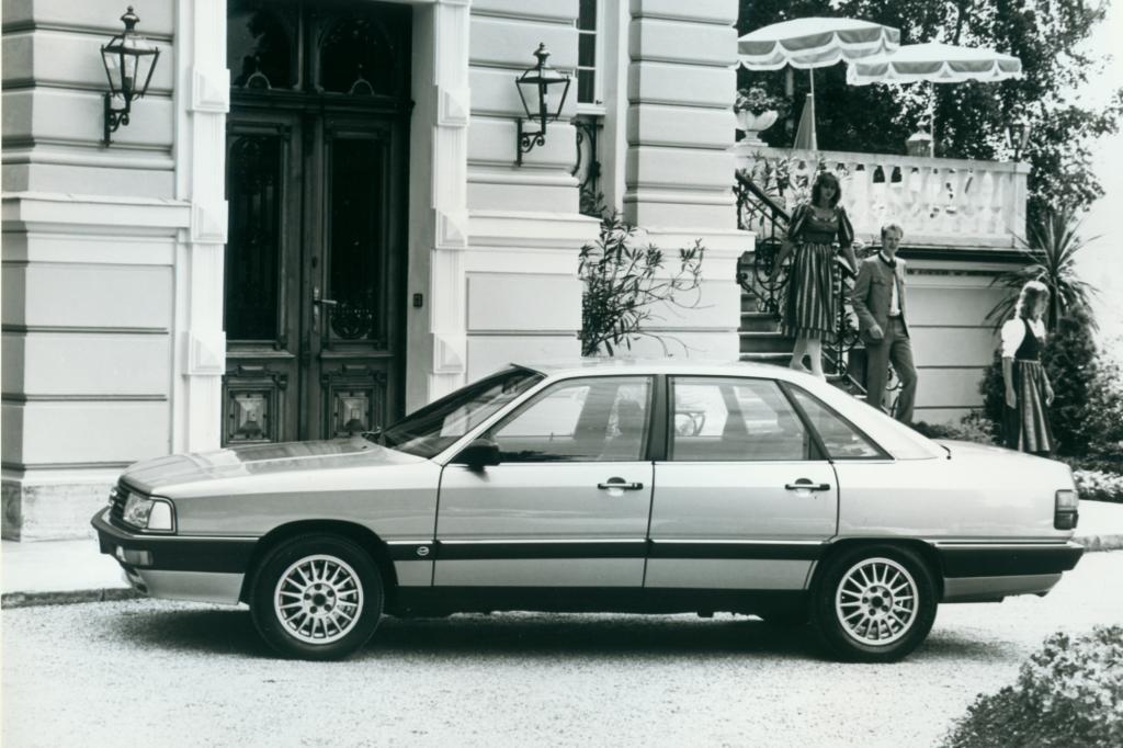 Audi 200 ab 1983