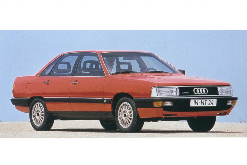Audi 200 ab 1986