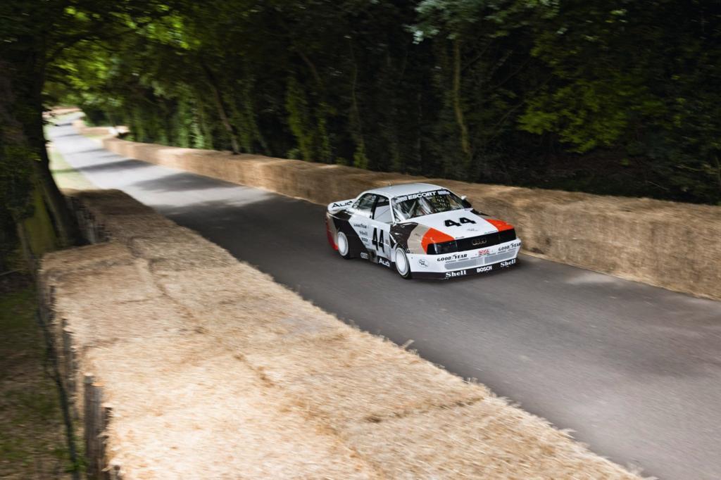 Audi 200 quattro Sieger TransAm 1988