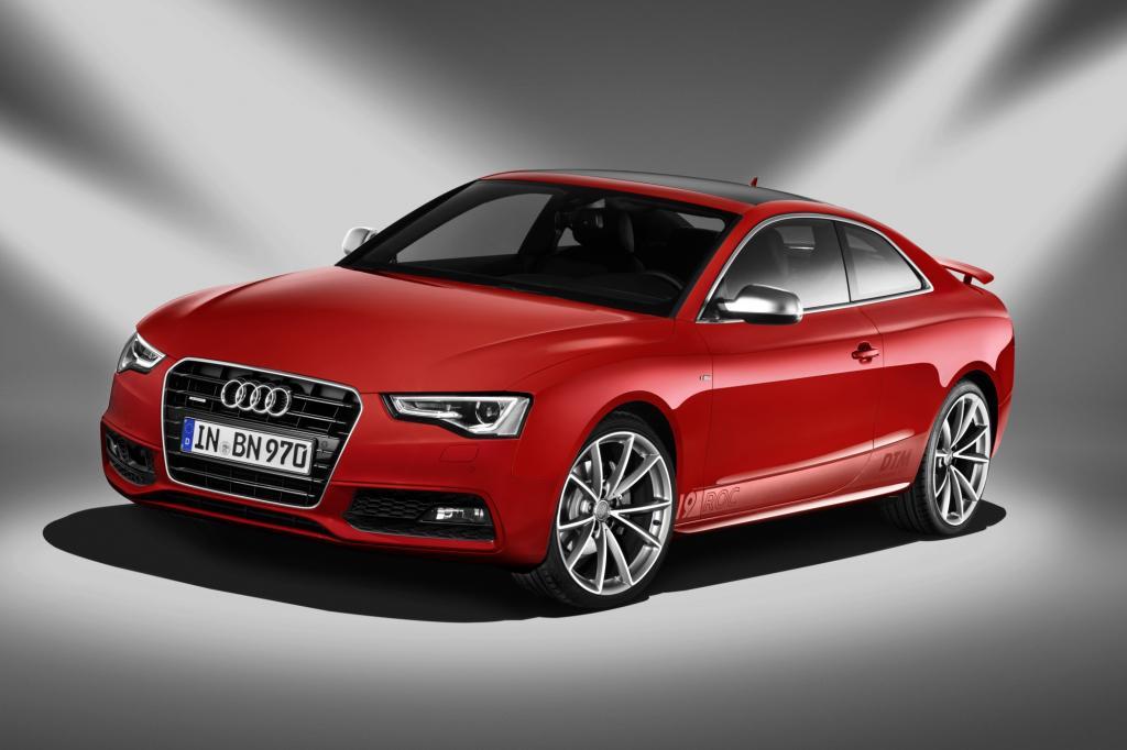 Audi feiert den Sieg bei der DTM