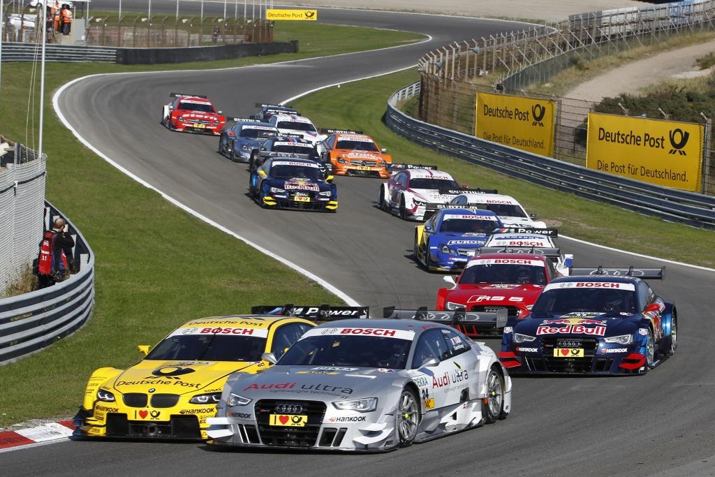 Audi hat große Ziele beim DTM-Finale