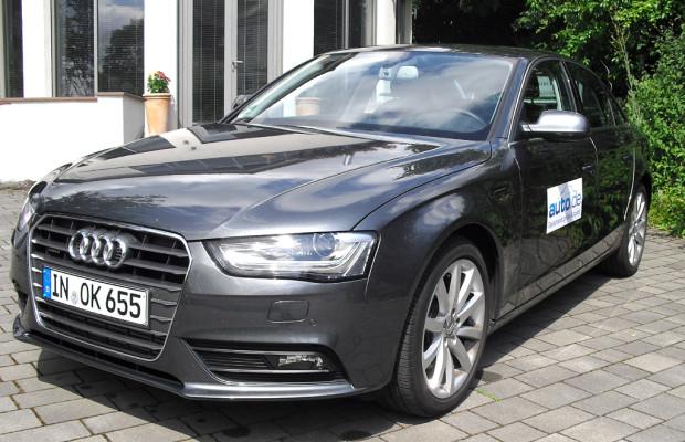 Auto im Alltag: Audi A4